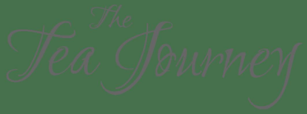 The Tea Journey logo - grey