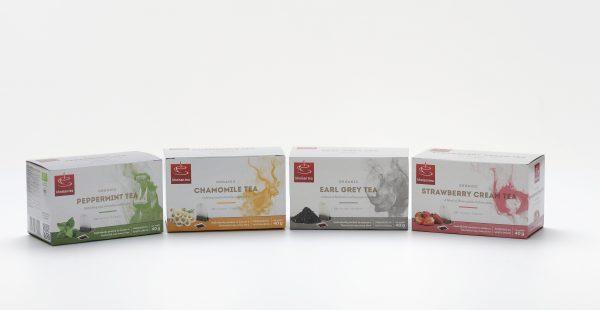 Khoisan 100% Organic Herbals String Box