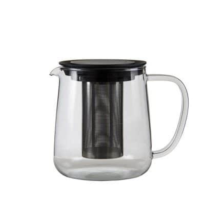 1000ml REDBUD glass teapot 021845