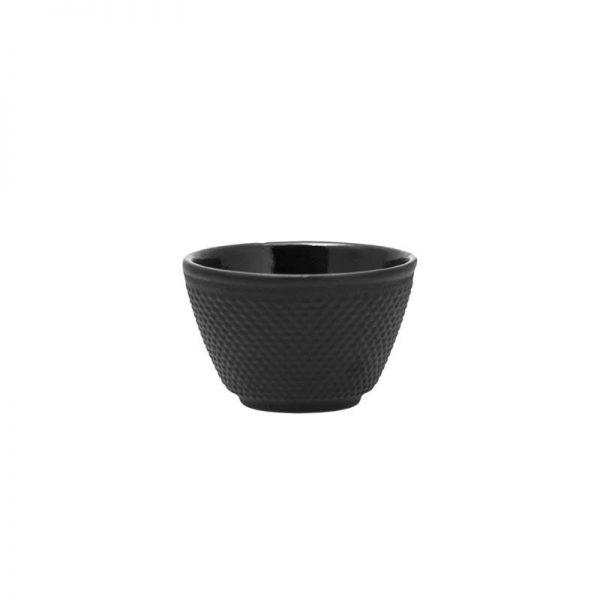 20 ml black cast iron cup 021782