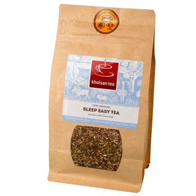 Khoisan Sleep Easy Chamomile Rooibos loose 200g