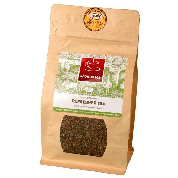 Khoisan Refresher Peppermint-Rooibos loose bag