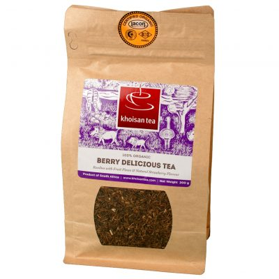 Khoisan Berry Delicious Rooibos loose 200g
