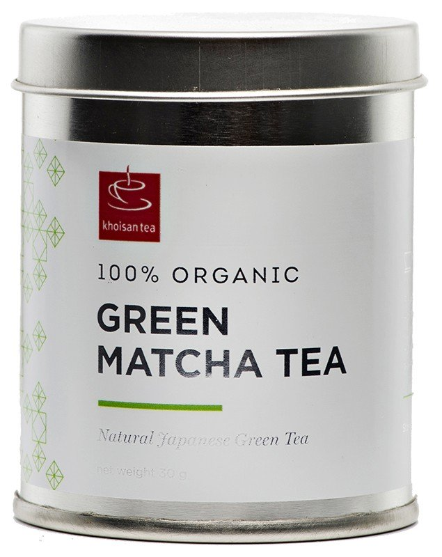Khoisan – 100% Organic Green Matcha