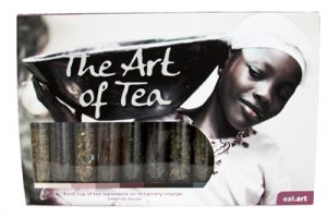 Eat Art Art of Tea Sleeve