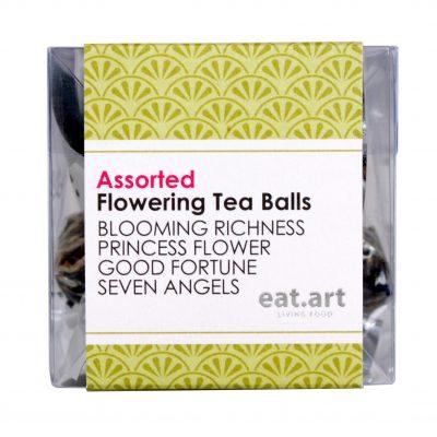 Eat Art Flowering Tea Ball Assorted