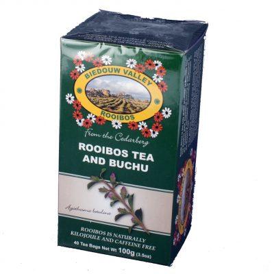 Biedouw Buchu and Rooibos