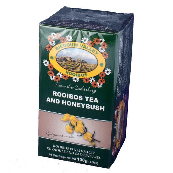 Biedouw Honeybush Rooibos