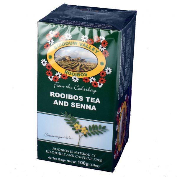 Biedouw Senna Rooibos