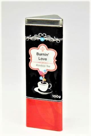 Burnin Love Tin