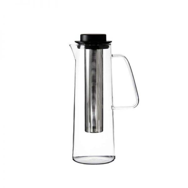 Caroline 1 litre glass jug 041392