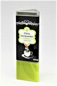 China gunpowder Tin