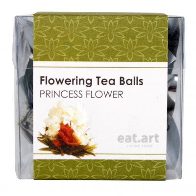 Eat Art Flowering Tea Ball Princess Flower