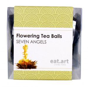 Eat Art Flowering Tea Ball Seven Angels
