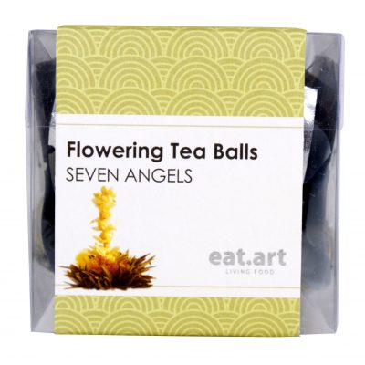 Eat Art Flowering Tea Ball Seven Angels