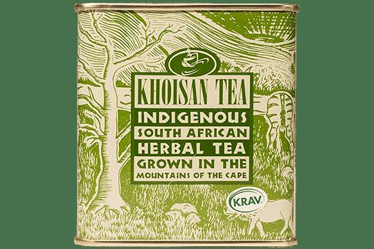 Green tea rooibos loose 200g tin