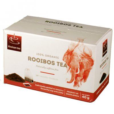 Khoisan Rooibos 20 bags