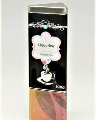 Liquorice Tin