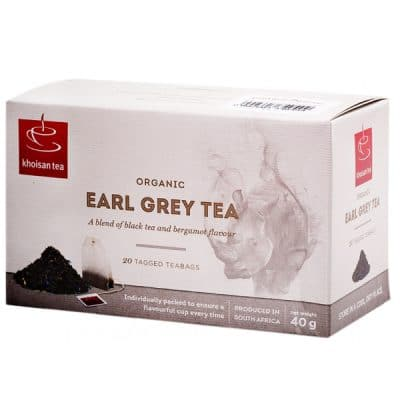 Khoisan Earl Grey Box