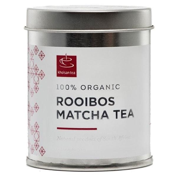 Khoisan – 100% Organic Rooibos Matcha