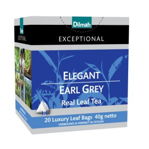 dilmah exceptional earl grey Box