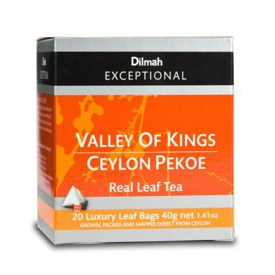 dilmah exceptional valley of kings ceylon pekoe