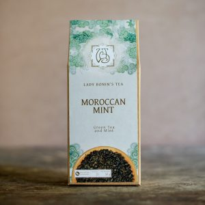 lady bonins tea Moroccan mint box
