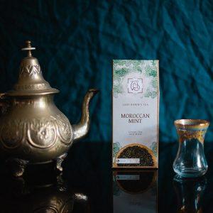 lady bonins tea Moroccan mint box lifestyle