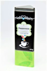 Peppermint Tin