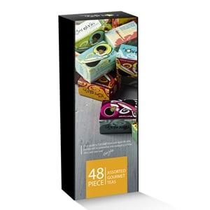 toni glass 48 piece gift box
