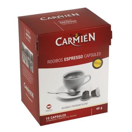 Carmien Espresso Capsules Chai