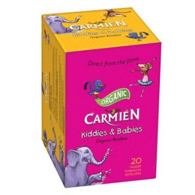 Carmien Kiddies Natural Dispenser 20s