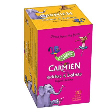 Carmien Kiddies Natural Dispenser 20s