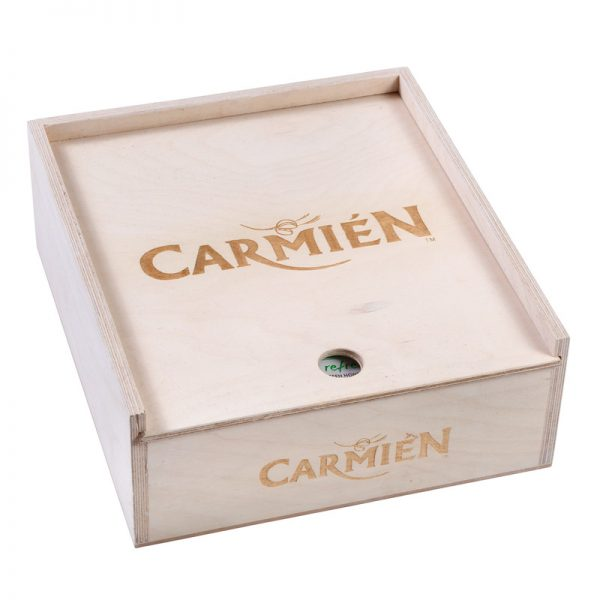 Carmien Wooden Guest House Box - big - Closed