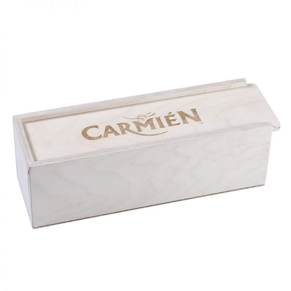Carmien Wooden Guest House Box - small - Closed