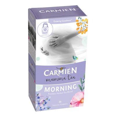 carmien mama tea morning box