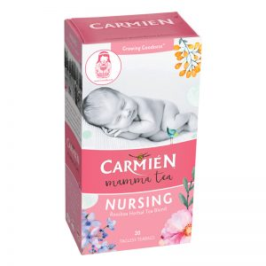 carmien mama tea nursing box