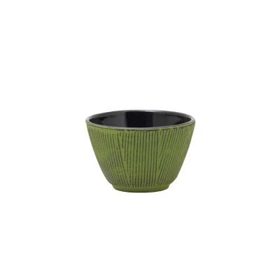 Cast Iron Cup - Lime Green - 130ml
