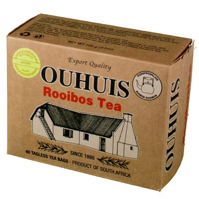 OuHuis Buchu and Rooibos 40bags