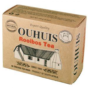 OuHuis Natural Rooibos 40bags