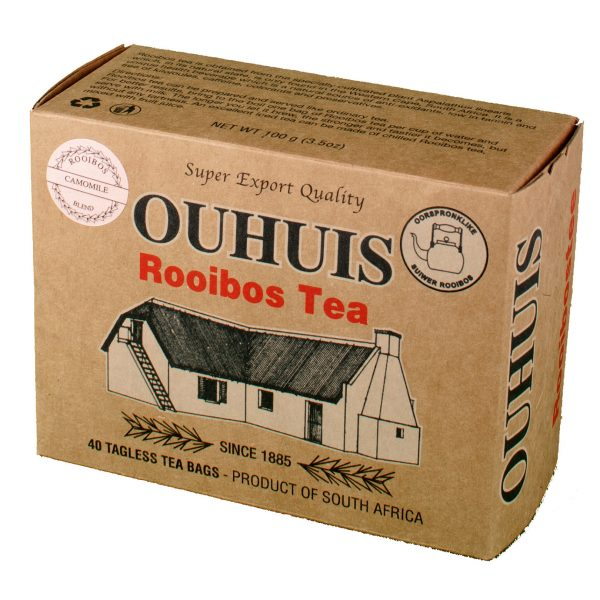 Ouhuis Rooibos Chamomile 100g