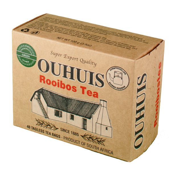Ouhuis Rooibos Green 100g