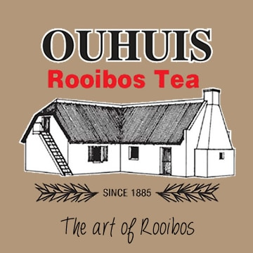 Ouhuis Rooibos Tee Logo