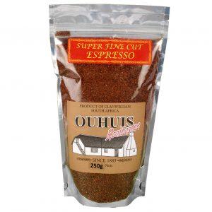 Ouhuis Rooibos espresso