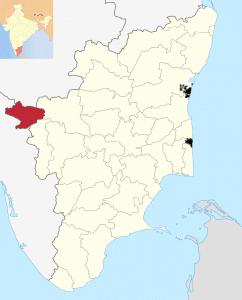 Nilgiris District Tamil Nadu