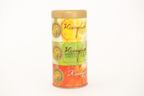 Cape Honeybush Tea - Triple Pack