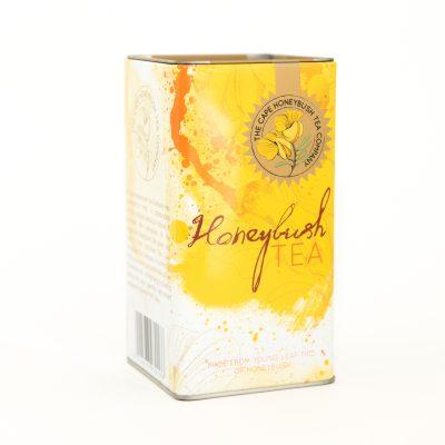 Cape Honeybush Tea Company - Loose Leaf Honeybush square tin 1