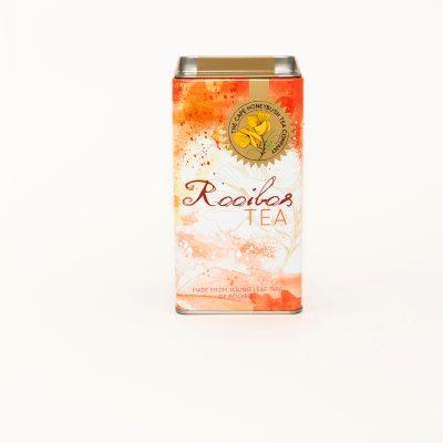 Cape Honeybush Tea Company - Rooibos square tin