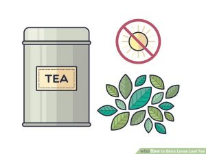 How to Store Loose leaf teas 2