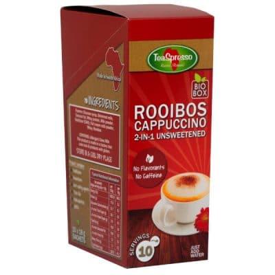 Teaspresso Instant Cappuccino